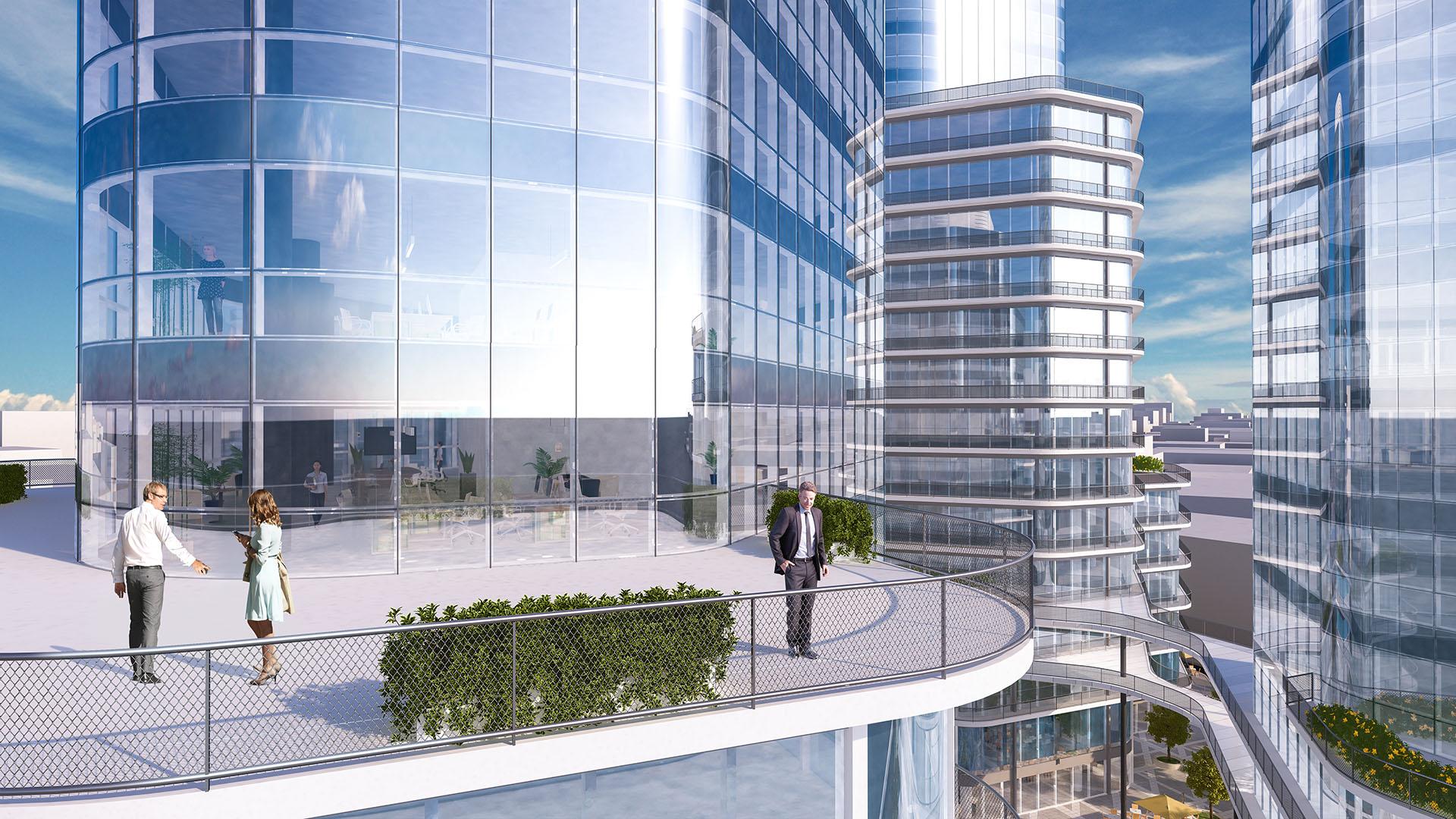 Office-Terrace